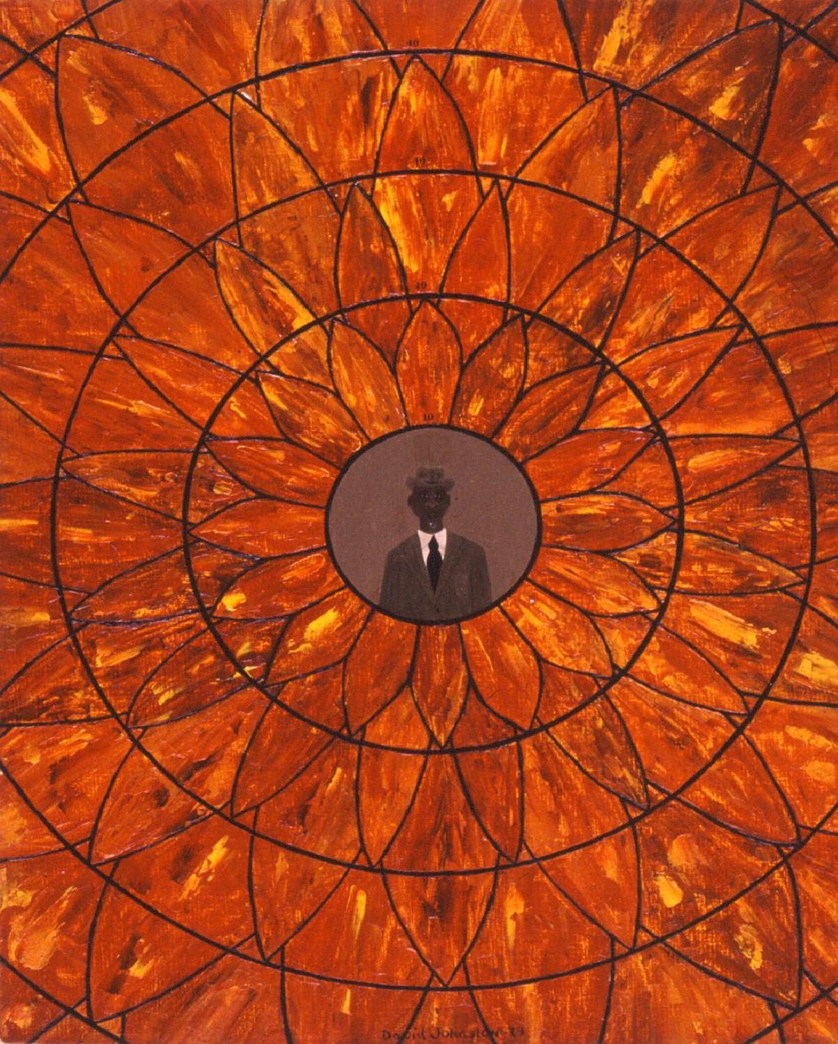 Brown Mandala