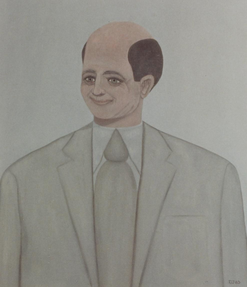 Man in Grey Flannel Suit