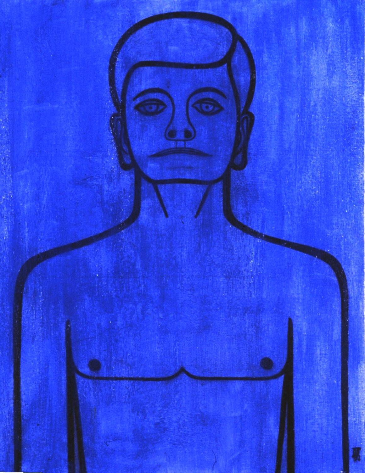 Return of Blue Boy