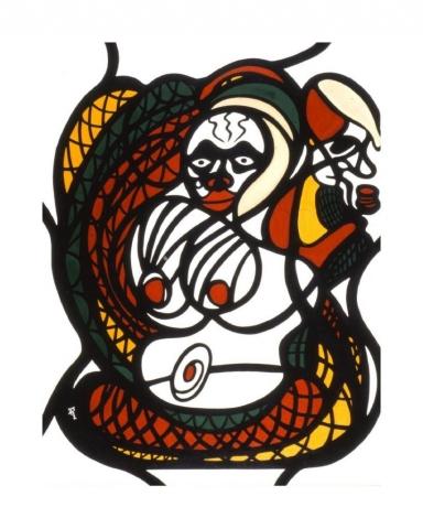 Serpent Woman