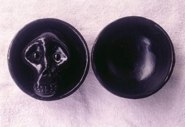 Sol Nigredo Black Death Head