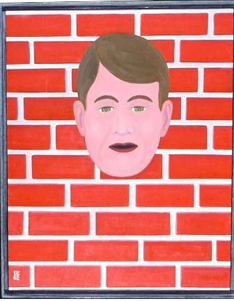 Head on the Bricks of Eros